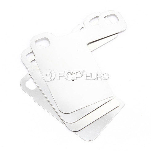 Volvo Brake Pad Set Shim Set (850 C70 S70 V70) Stainless Steel 272272