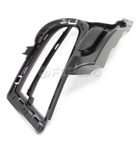 BMW Retaining Frame Air-Inlet Grille Left (M) - Genuine BMW 51118050623