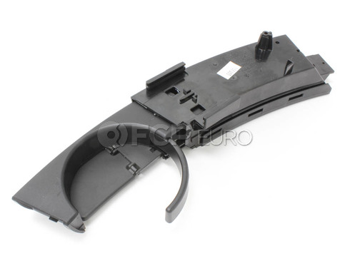 BMW Drink Holder Left (Grey) - Genuine BMW 51457070323