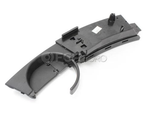 BMW Drink Holder Left (Grey) - Genuine BMW 51457070323