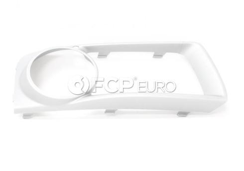 BMW Cover Fog Lamp Right - Genuine BMW 51117312596