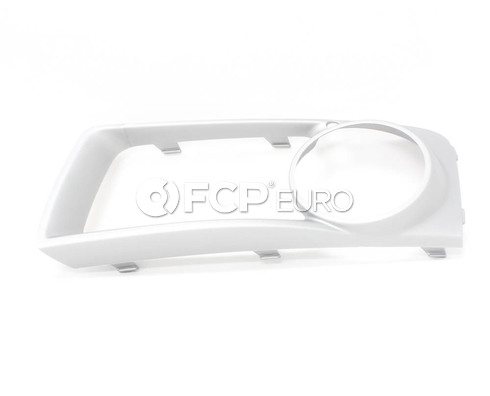BMW Cover Fog Lamp Left - Genuine BMW 51117312595