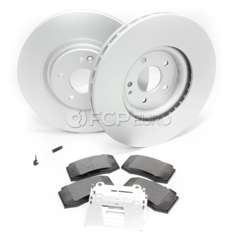 Mercedes Brake Kit Front (SL500 SL600) - Meyle R129FBK1