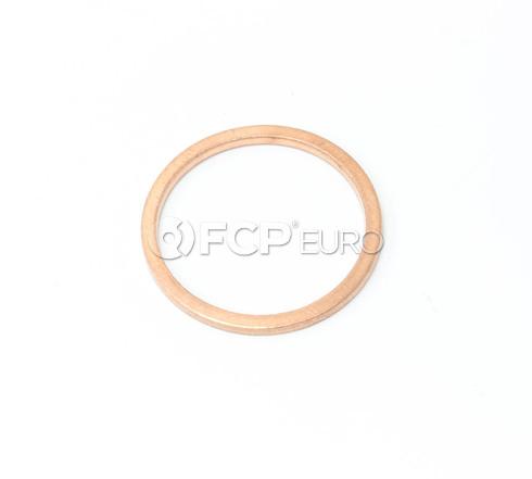 Porsche Engine Oil Drain Plug Gasket (911) - Genuine Porsche 90012301020