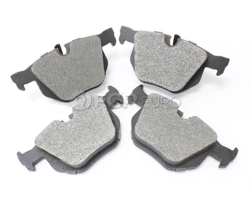 BMW Brake Pad Set - Meyle D81170SM