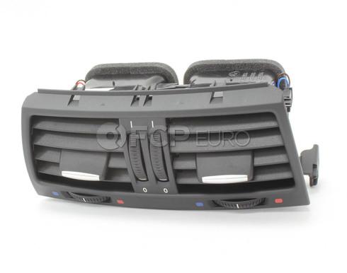 BMW Rear Fresh Air Grille - Genuine BMW 64226954954