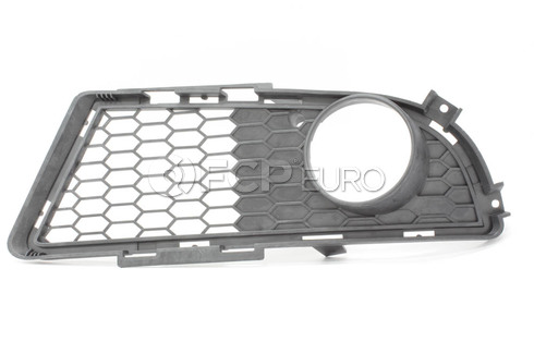 BMW Front Bumper Grille Left - Genuine BMW 51117891395