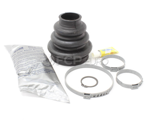 BMW CV Joint Boot Kit (Rear Outer) - Genuine BMW 33211229594
