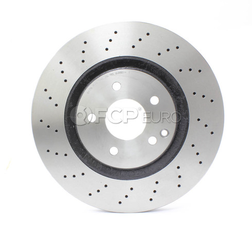 Mercedes Brake Disc Front - Fremax 2034211312