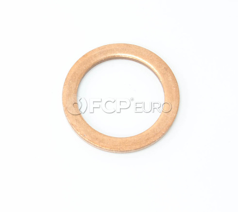 Volvo Oil Drain Plug Washer / Gasket (4 Cylinder) - OEM Supplier 18818
