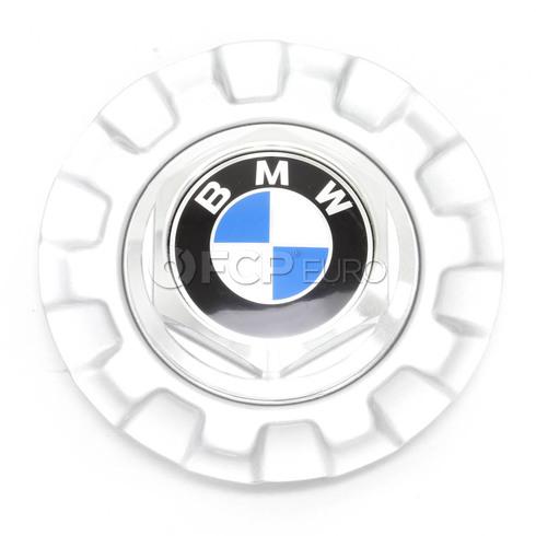 BMW Wheel Hub Cap - Genuine BMW 36131092734
