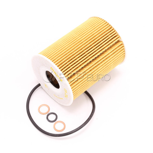 BMW Engine Oil Filter Kit (M5 M6) - Mahle OX254D2