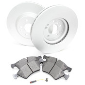 Mercedes Brake Kit - Zimmerman 516268