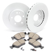 Mercedes Brake Kit - Zimmermann W202FBK1