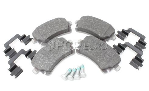 Audi Disc Brake Pad - Genuine VW Audi 4F0698451F