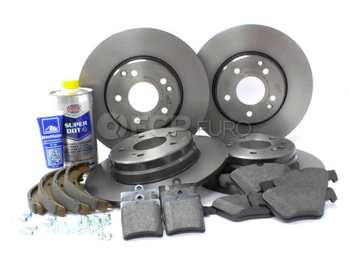 Mercedes Brake Kit Comprehensive (E320 4Matic) - Brembo W210FULL4MBK1