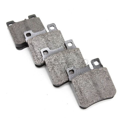 Mercedes Brake Pad Set - Textar 004420922041