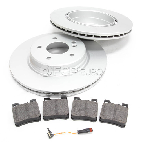 Mercedes Brake Kit Rear - Zimmermann W203AMGRBK1