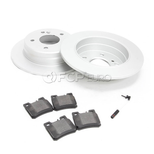 Mercedes Brake Kit Rear (C230) - Meyle W202RBKASR