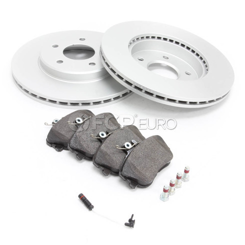 Mercedes Brake Kit Front (C220) - Meyle W202FBKEARLY
