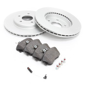 Mercedes Brake Kit Front (C220) - Brembo W202FBKEARLY