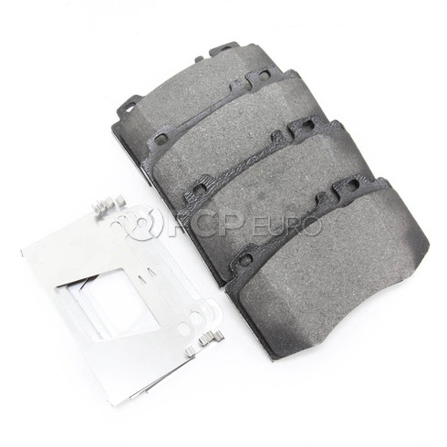 Mercedes Brake Pad Set (ML) - Pagid 0034200520