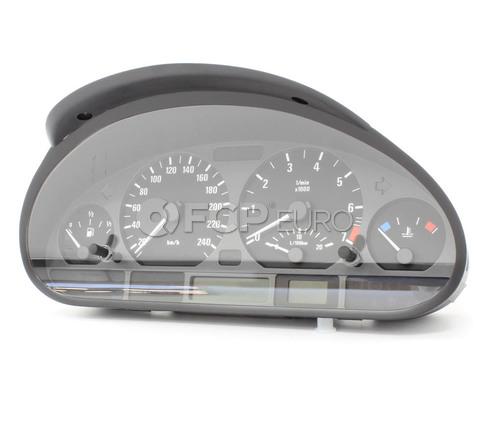 BMW Instruments Combination Uncoded (Km-H) - Genuine BMW 62116985644