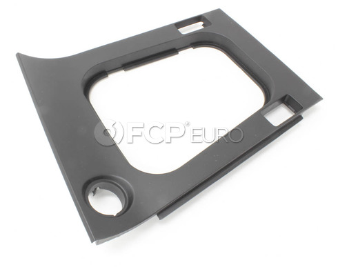 BMW Cover Storage Compartment Bottom - Genuine BMW 51168398850