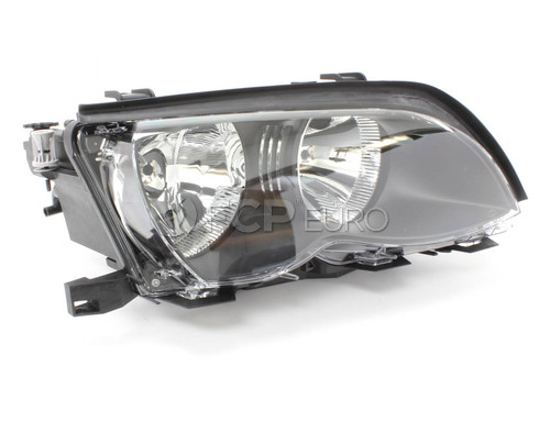 BMW Headlight Assembly Non-Xenon Right - ZKW 63127165772