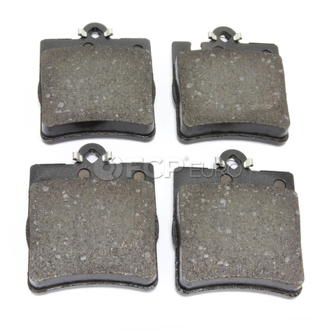 Mercedes Brake Pad Set - Genuine Mercedes 003420282041