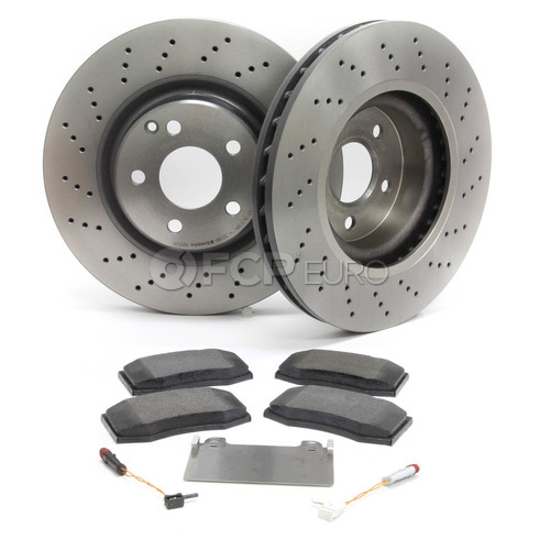 Mercedes Brake Kit Front (E350) - Brembo W211SPRTFBK1