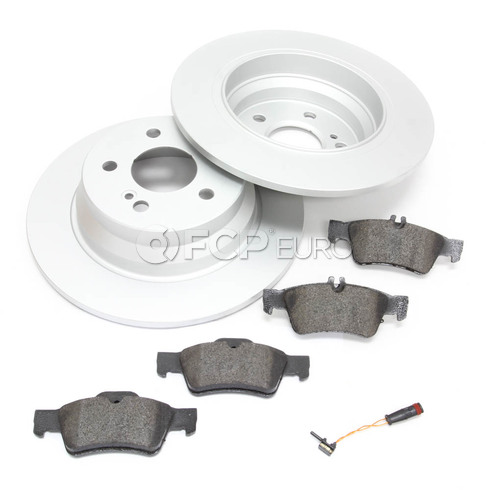 Mercedes Brake Kit  - Zimmermann 516503