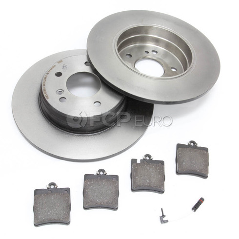 Mercedes Brake Kit - Zimmermann 516528