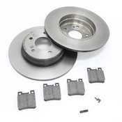 Mercedes Brake Kit Rear (E320 E430) - Brembo W210RBK3