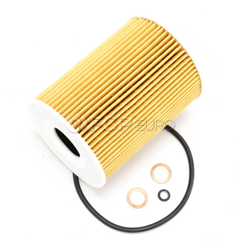 BMW Engine Oil Filter Kit - Genuine BMW 11427837997