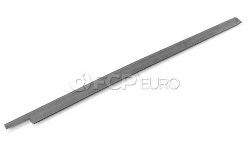 BMW Door Weatherstrip Outer Left (E30) - Genuine BMW 51361933751