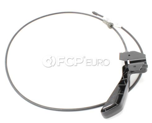 BMW Hood Release Cable - Genuine BMW 51231884281