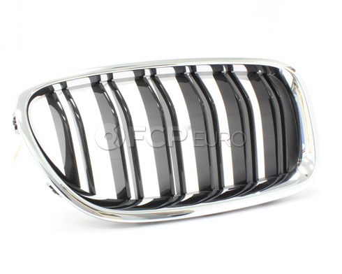 BMW Grille Front Right (M) - Genuine BMW 51138057224