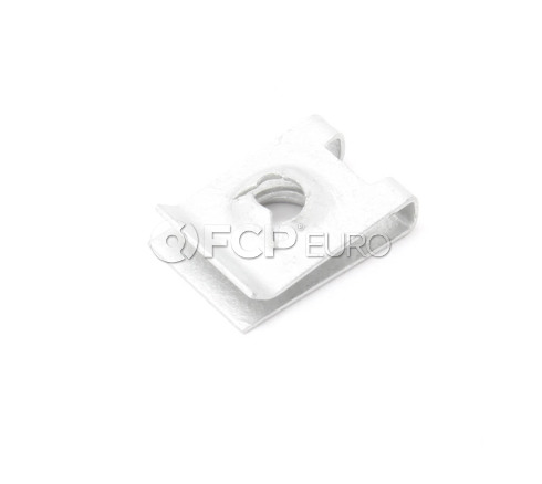 BMW Sheet Metal Nut (Self Locking) - Genuine BMW 07143428236