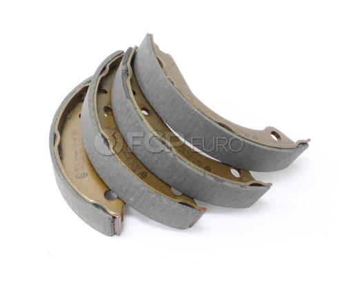 Volvo Parking Brake Shoe Set - Meyle 31262623