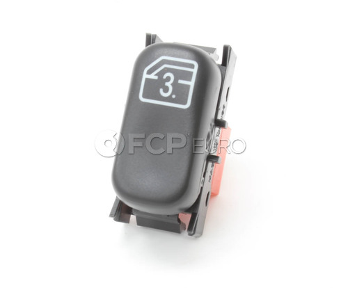 Mercedes Door Window Switch - Genuine Mercedes 1638200410
