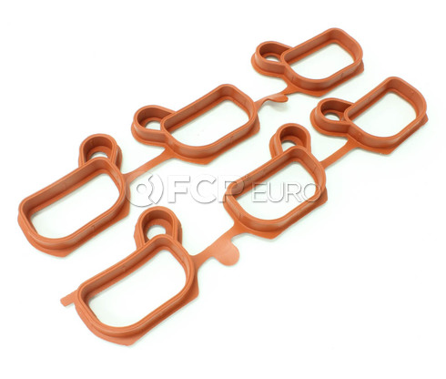 BMW Intake Manifold Gasket Set - Genuine BMW 11611436631