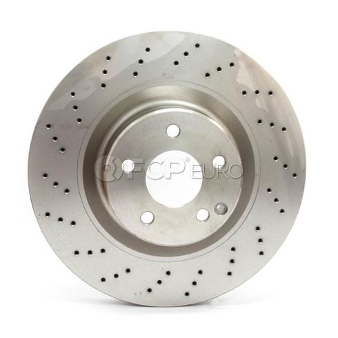 Mercedes Brake Disc (CL S-Class) - Zimmermann 2204211112