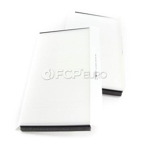 BMW Paper Cabin Filter Set (E60 E63 E64) - Meyle 64319174370