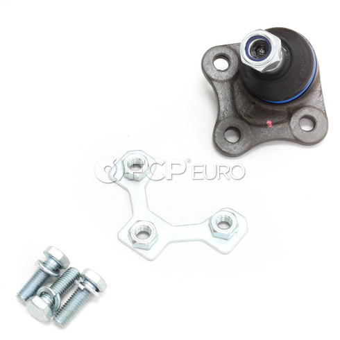 VW Ball Joint Front Left (Beetle Golf Jetta) - Meyle 1J0407365C
