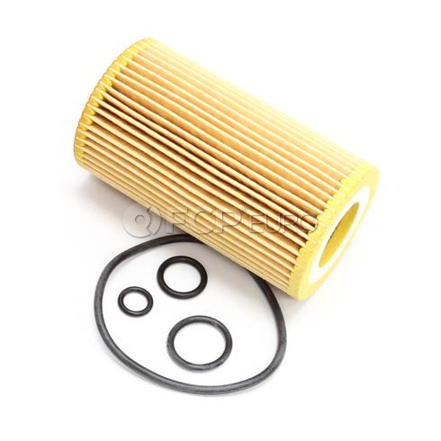 Mercedes Engine Oil Filter Kit (C280) - Mann HU718/4X