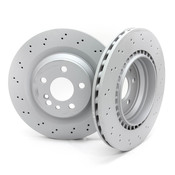 Mercedes Brake Kit - Zimmermann W220AMGRBK