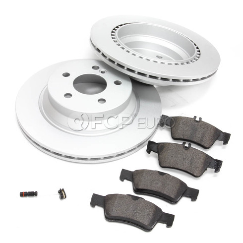 Mercedes Brake Kit Rear (E550) - Meyle W211RBK1