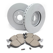 Mercedes Brake Kit - Zimmermann W210V84FBK1
