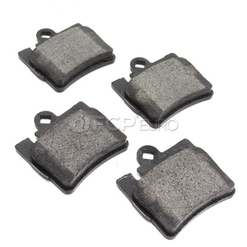 Mercedes Brake Pad Set (S-Class CL) - Pagid 0034200620